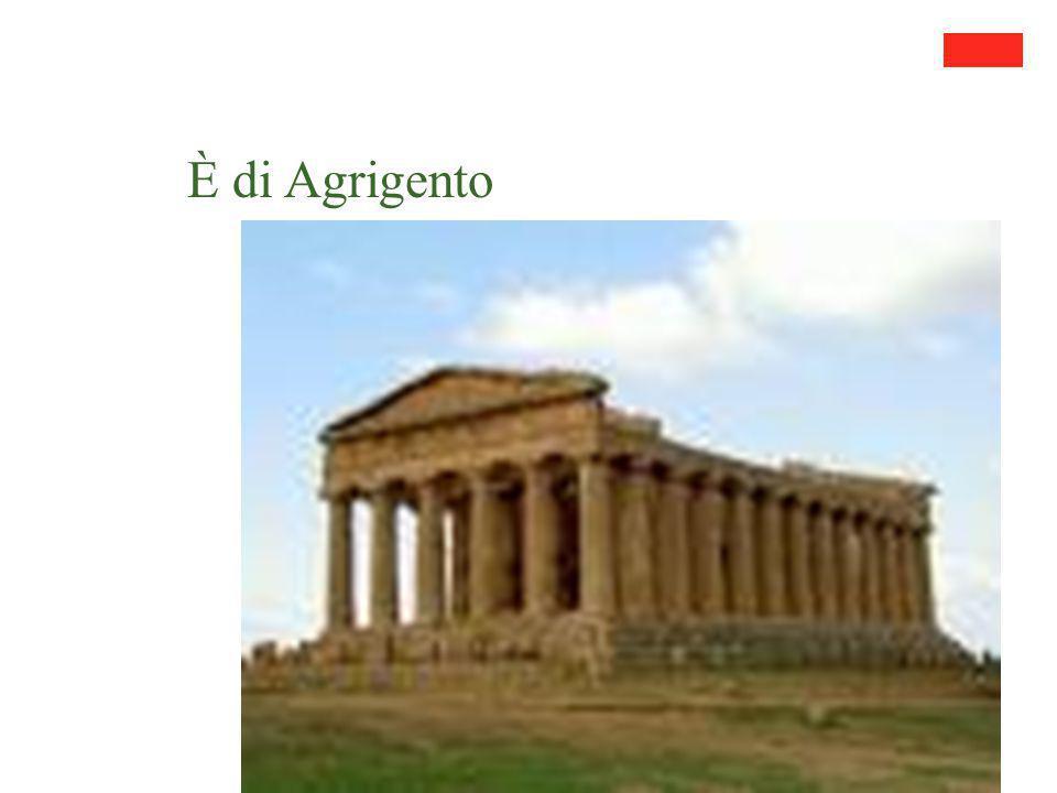 È di Agrigento