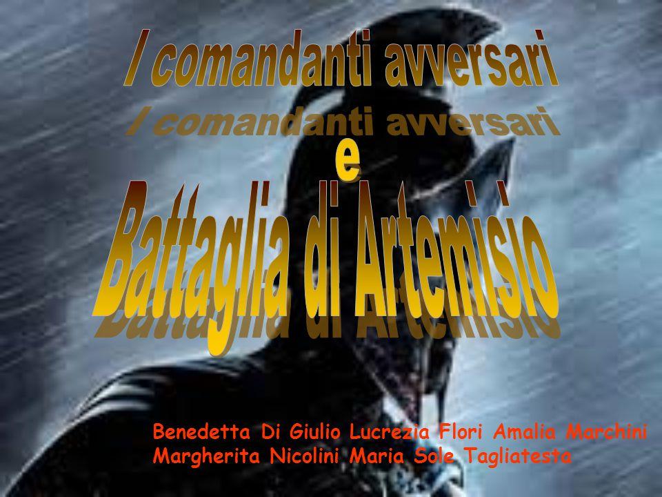 Benedetta Di Giulio Lucrezia Flori Amalia Marchini Margherita Nicolini Maria Sole Tagliatesta