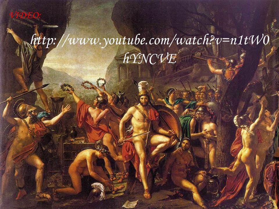 http://www.youtube.com/watch?v=n1tW0 hYNCVE VIDEO: