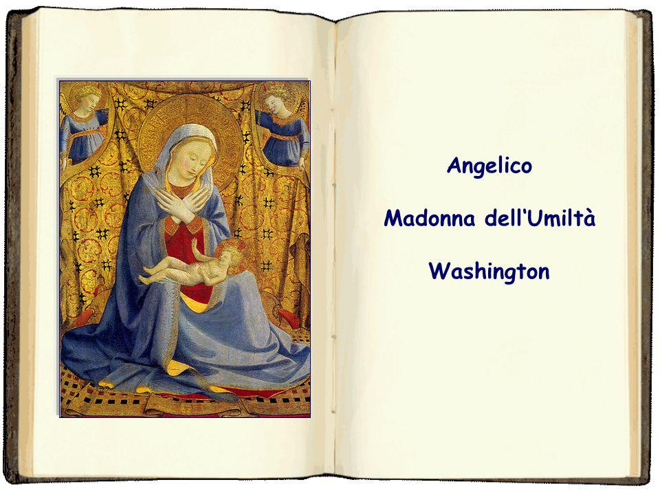 Angelico Madonna dell'Umiltà Washington