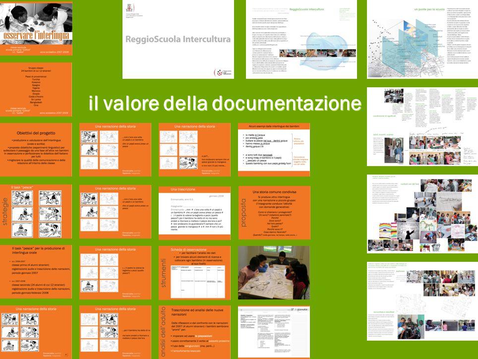 il valore della documentazione