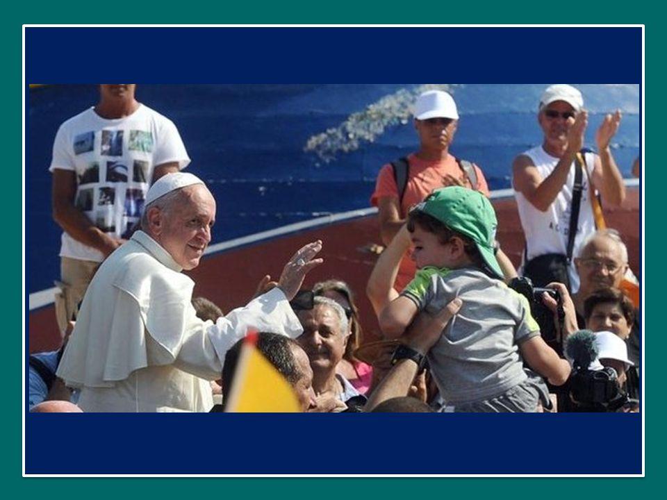 Papa Francesco Omelia della Messa per gli immigrati naufragati in mare a Lampedusa 8 luglio 2013 Papa Francesco Omelia della Messa per gli immigrati naufragati in mare a Lampedusa 8 luglio 2013