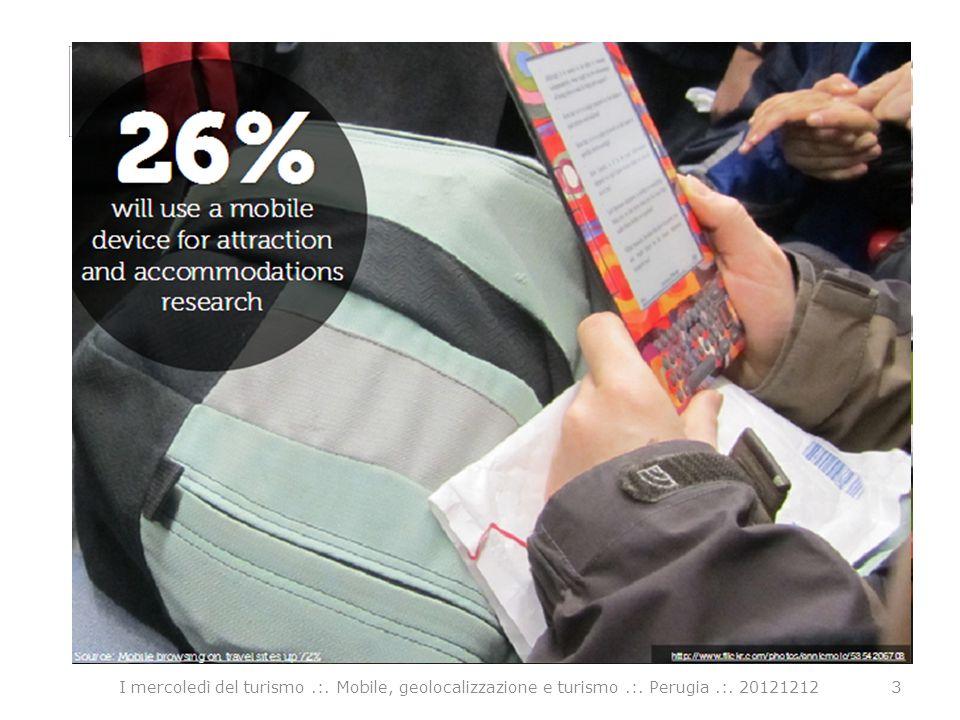 Il mobile inarrestabile 3 La diffusione della mobilità è effettivamente inarrestabile.