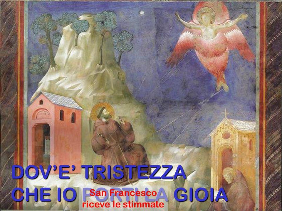 DOV'E' DISPERAZIONE CHE IO PORTI LA SPERANZA Sant'Agostino