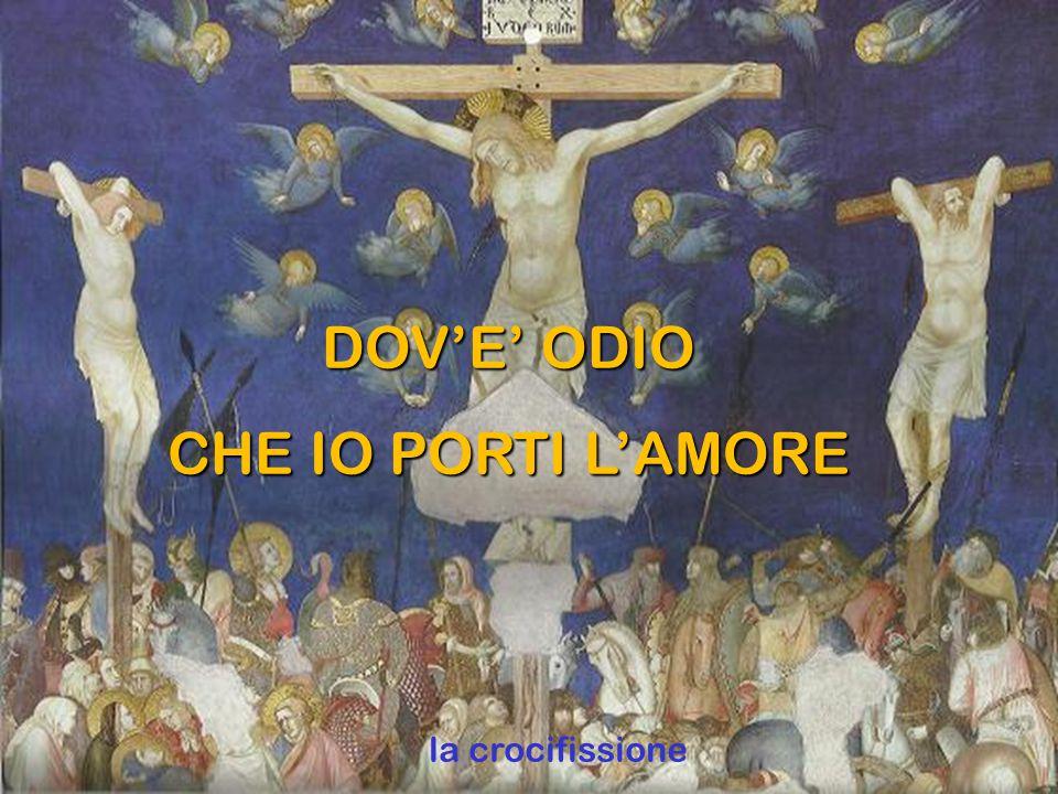 FA' DI ME UNO STRUMENTO DELLA TUA PACE la creazione del mondo (Affreschi della Basilica di Assisi)SIGNORE