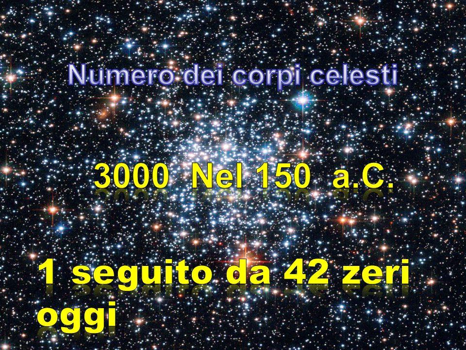 Gen. 22:17 non si può contare l esercito del cielo Ger. 33:22