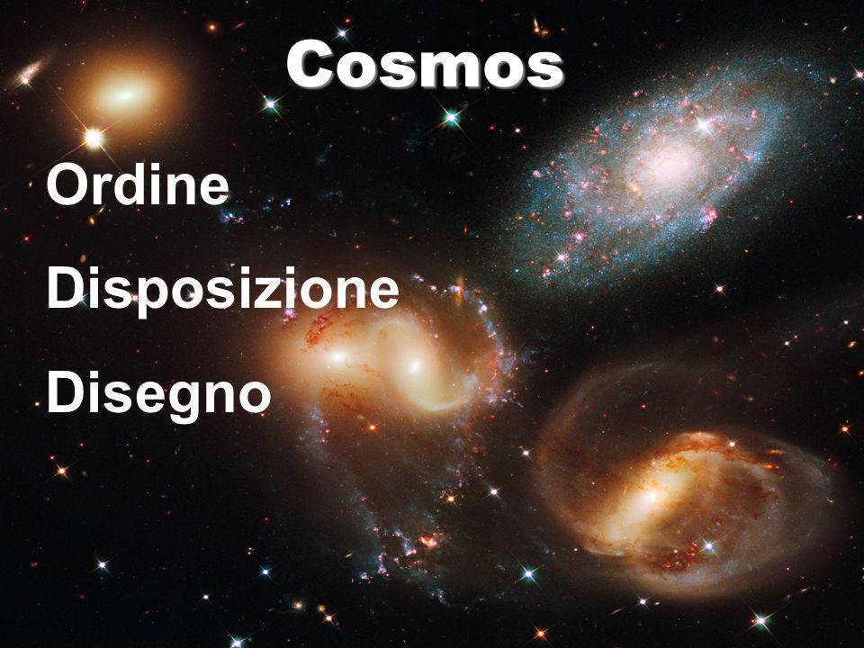 Cosmos Ordine Disposizione Disegno