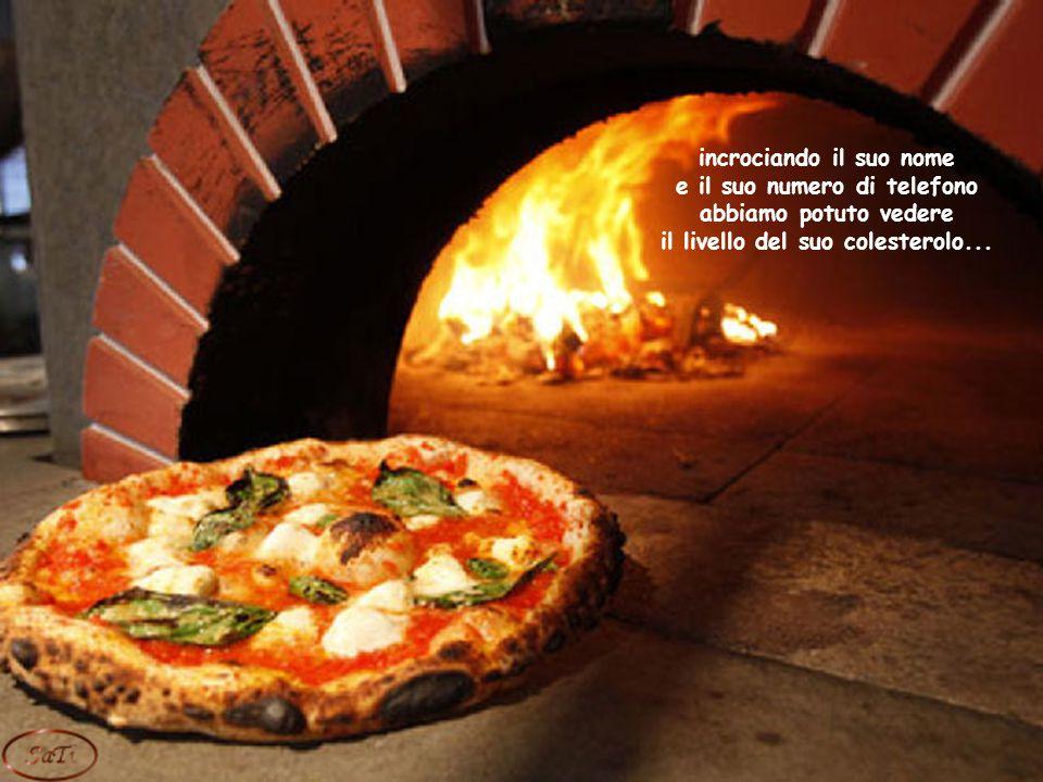 Pronto… Pizzeria Google, buona sera...Pizzeria cosa.