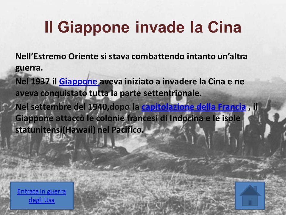 Il patto tripartito Il 27 settembre 1940,Germania,Italia e Giappone sottoscrissero il Patto Tripartito, una breve dichiarazione di alleanza militare fondata su un 'nuovo ordine ' che il Giappone avrebbe dovuto realizzare nell'Estremo Oriente, la Germania e l'Italia in Europa.