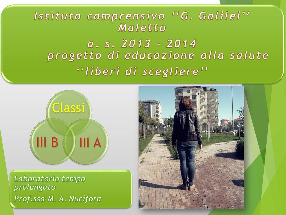 Classi III AIII B