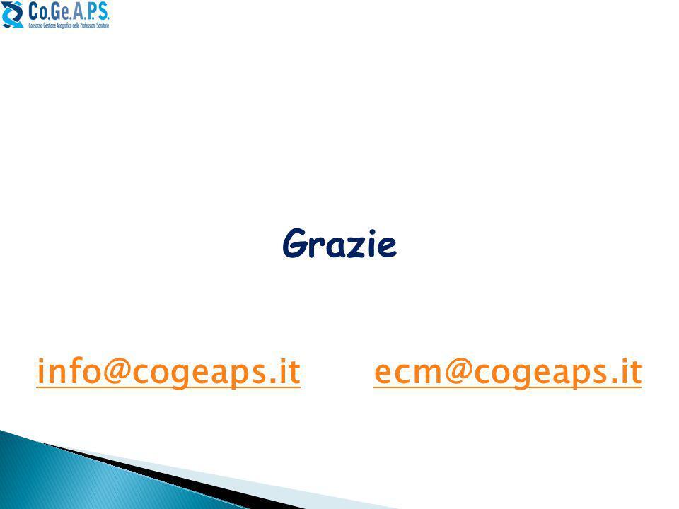 Grazie info@cogeaps.itinfo@cogeaps.it ecm@cogeaps.itecm@cogeaps.it