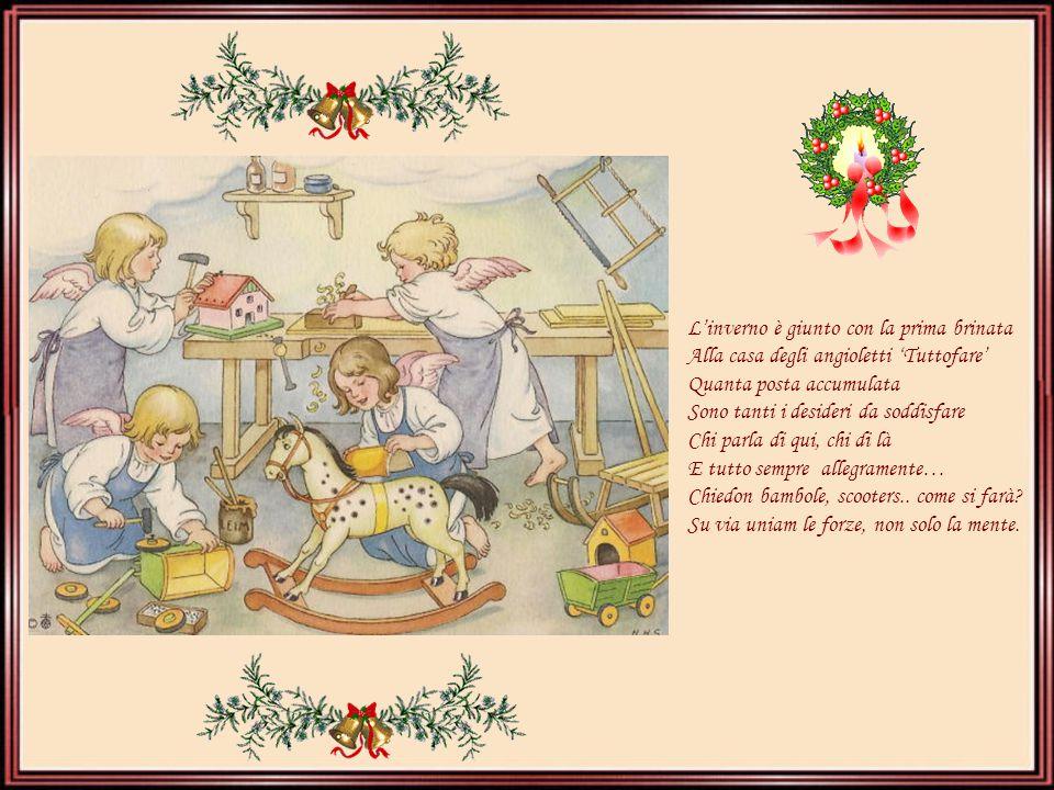 Testi e Disegni: Von Hanna Helwig By Angelo Avanzamento manuale Con la collaborazione di: Lilia e Dindi Testi in italiano: Donatella www.cassano-addao
