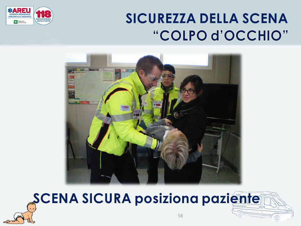 Arresto cardiaco pediatrico Sequenza PBLS-D 57