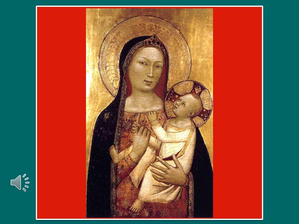 Per entrambe queste intenzioni, invochiamo l'intercessione di Maria Santissima, mediatrice di grazia.