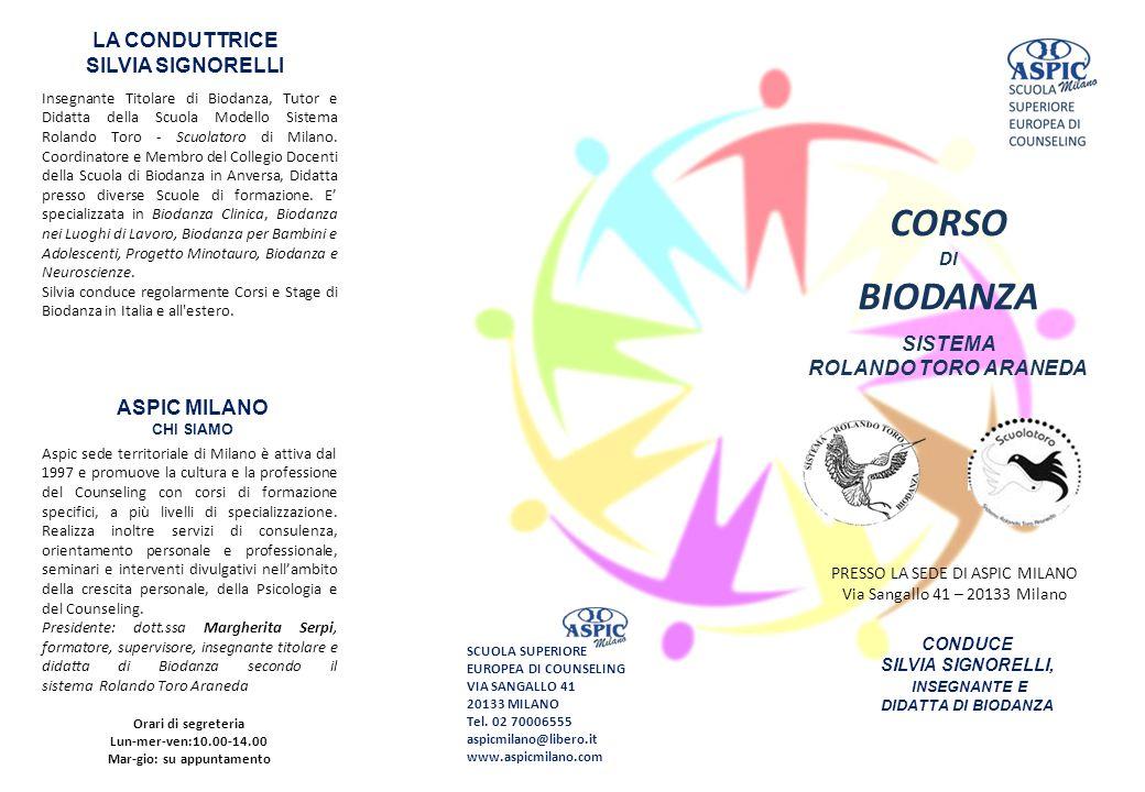 Biodanza è un sistema di crescita personale che migliora il contatto con se stessi, favorisce una maggiore libertà espressiva e una migliore qualità delle relazioni umane.