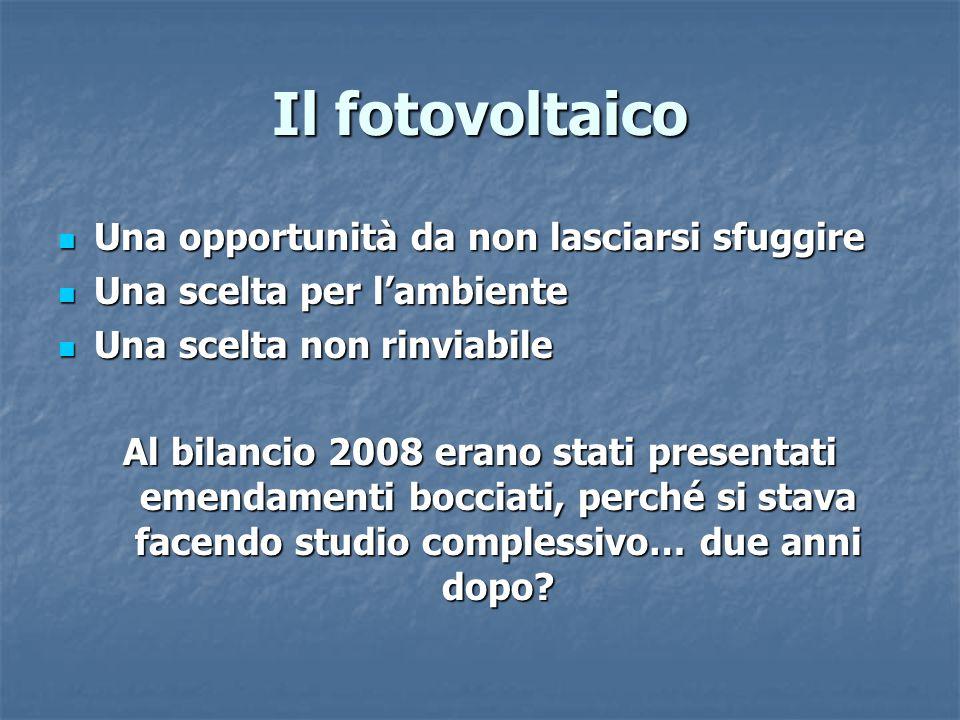 Bilancio 2008… Delibera CC n.12 del 27/03/08 L'Assessore..