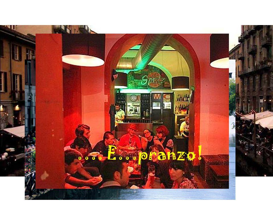DOMENICA 28 settembre Navigli di Milano Fiera dell'antiquariato! …. E…pranzo!