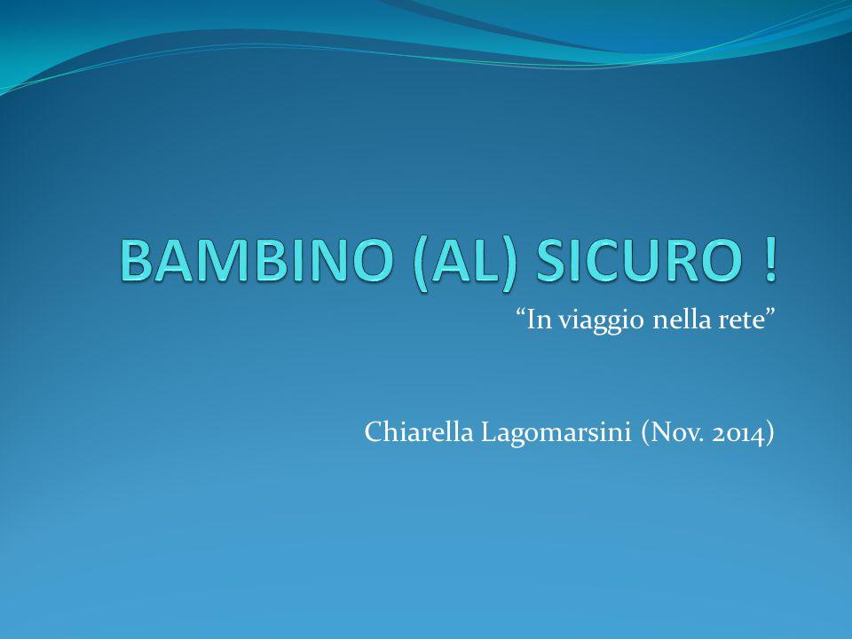 In viaggio nella rete Chiarella Lagomarsini (Nov. 2014)