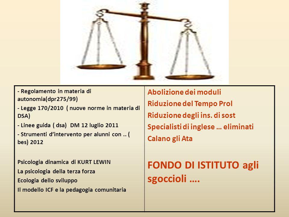 3.Classe INCLUSIVA / RESILIENTE Gli A.