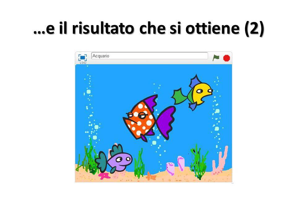 Che cosa è Scratch (2) I programmi di Scratch agiscono su oggetti grafici, disegni, immagini chiamati sprite, come la figurina del gatto che rappresenta il logo di Scracth.