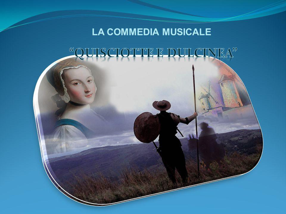 LA COMMEDIA MUSICALE