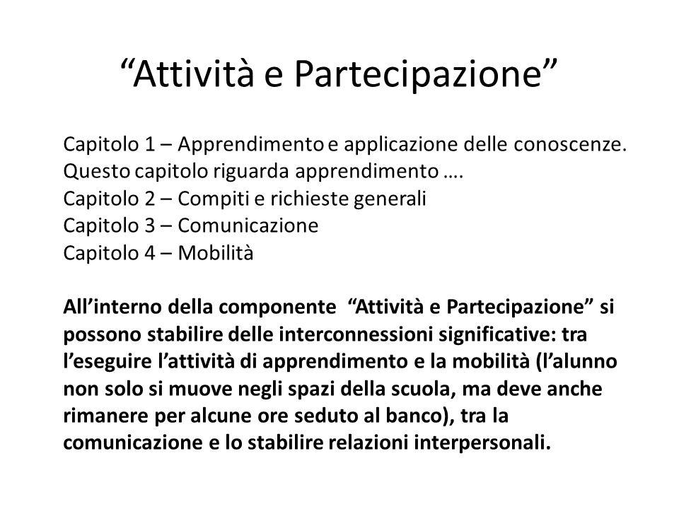 Capitolo 1 – Apprendimento e applicazione delle conoscenze.