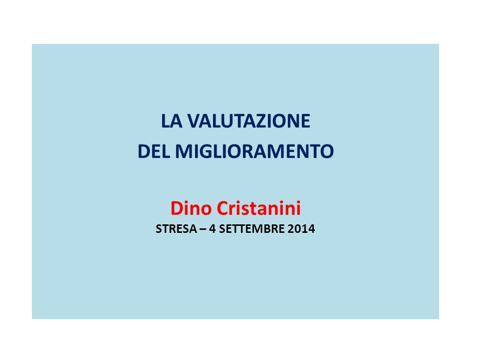 IL PROCEDIMENTO DI VALUTAZIONE (art.6 DPR 80/2013) AUTOVALUTAZIONE Analisi dati forniti da sistema informativo Miur e da Invalsi Rapporto di autovalutazione sulla base di quadro rif.