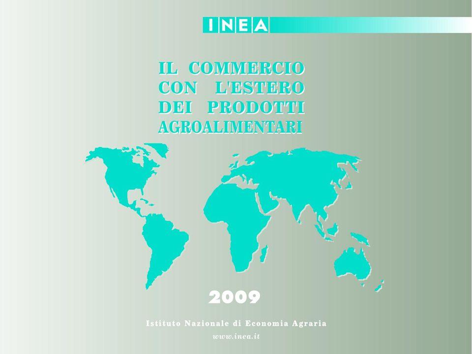 Import-export agroalimentare per regioni: i primi 3 mesi 2010 Il primo trimestre evidenzia come il trend di ripresa per gli scambi agroalimentari complessivi non abbia ancora coinvolto tutte le regioni.