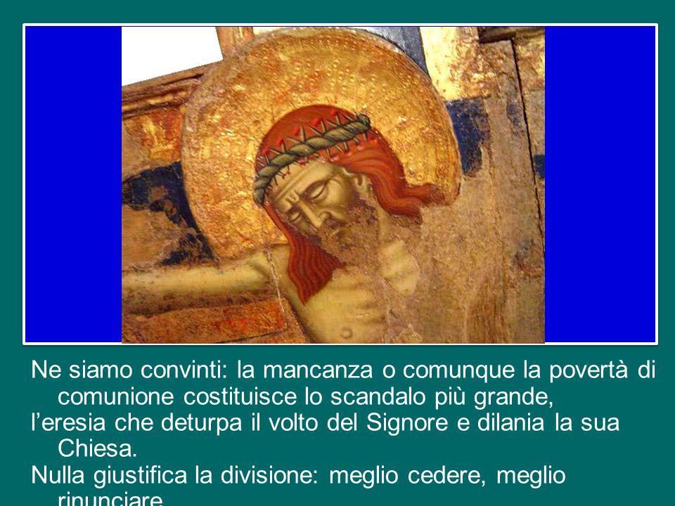 """""""E' venuto il momento (e dovremmo noi dolerci di ciò?) di dare a noi stessi e di imprimere alla vita ecclesiastica italiana un forte e rinnovato spiri"""