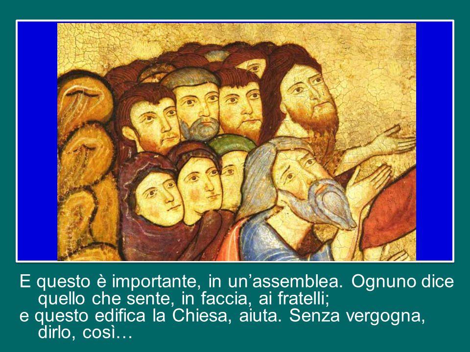 Una spiritualità eucaristica chiama a partecipazione e collegialità, per un discernimento pastorale che si alimenta nel dialogo, nella ricerca e nella