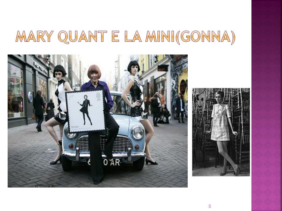  1964, SEI MINI.
