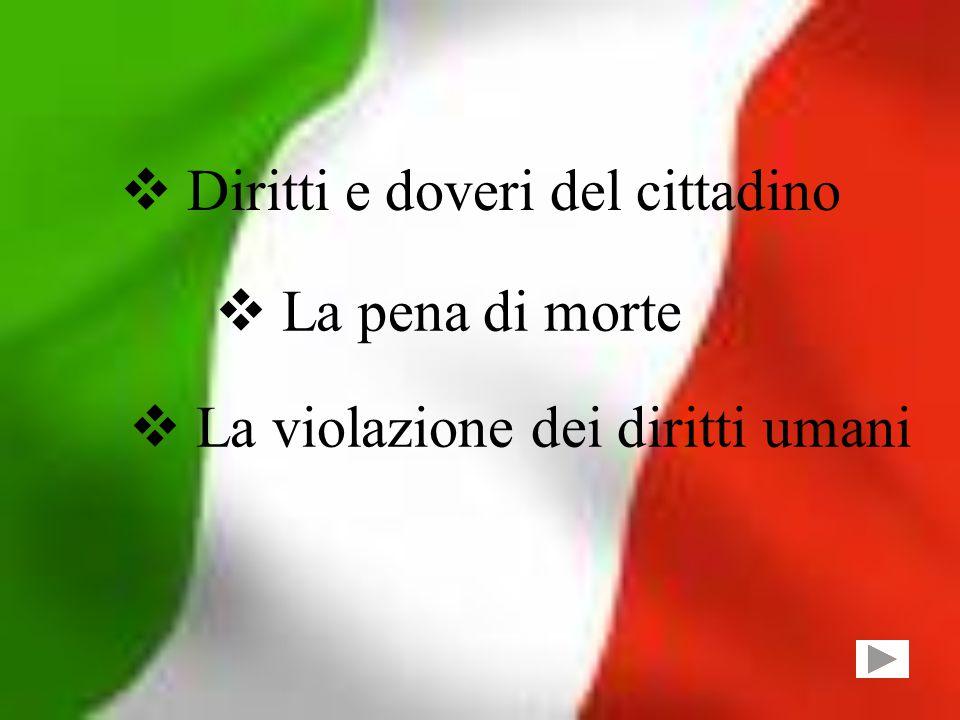 La Costituzione Italiana Il sessantennale della nostra Costituzione 02-01-1948/02-01-2008
