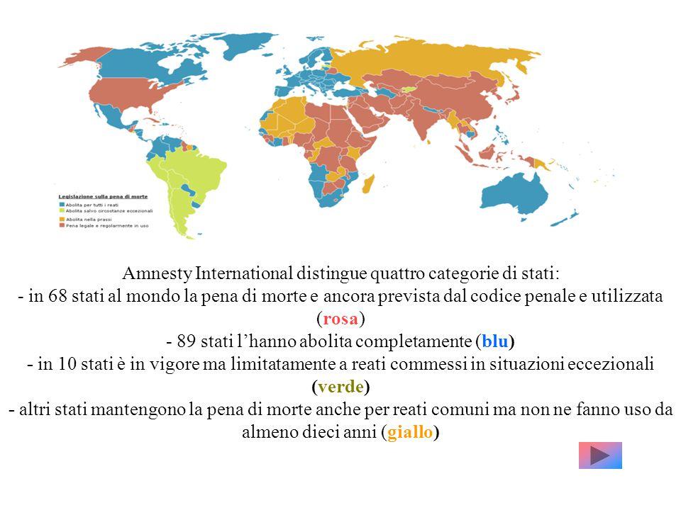 In epoche passate la pena di morte era utilizzata in quasi tutti gli stati. Dopo il Granducato di Toscana, la pena di morte fu abolita dal Venezuela n