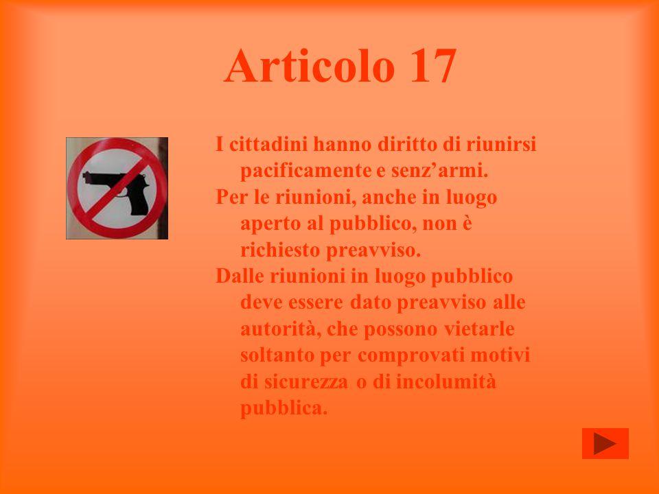 Commento all'articolo 13 La libertà personale è dichiarata inviolabile, ma nei comuni successivi vengono poste eccezioni per permettere di perseguire