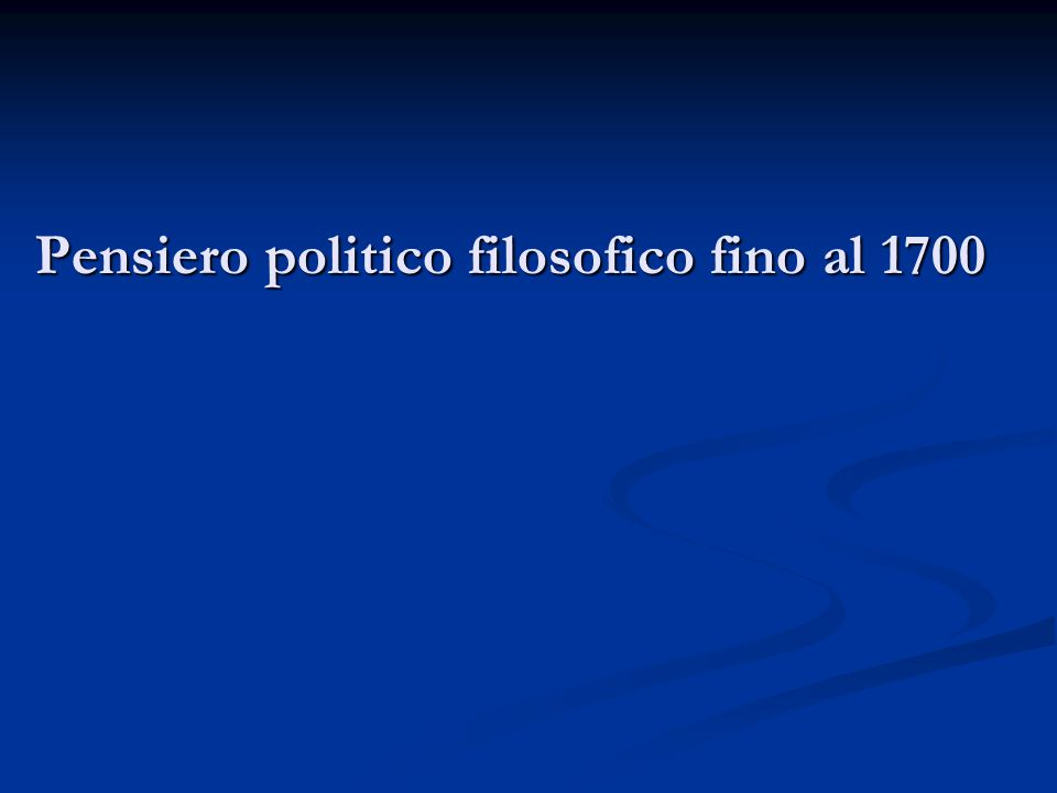 Menù principale Tommaso Moro (1478-1535) Tommaso Moro (1478-1535) Bacone (1561- 1626) Bacone (1561- 1626) Campanella (1568 - 1639) Campanella (1568 - 1639) Jhon LockeJhon Locke (1632 -1704) (1632 -1704) Jhon Locke(1632 -1704) Immanuel Kant (1724 – 1804) Immanuel Kant (1724 – 1804) Macchiavelli ( Macchiavelli (1469-1527) Baruch Spinoza (1632 – 1677) Baruch Spinoza (1632 – 1677) Jean-Jacques Rousseau (1712 -1778) Jean-Jacques Rousseau (1712 -1778)