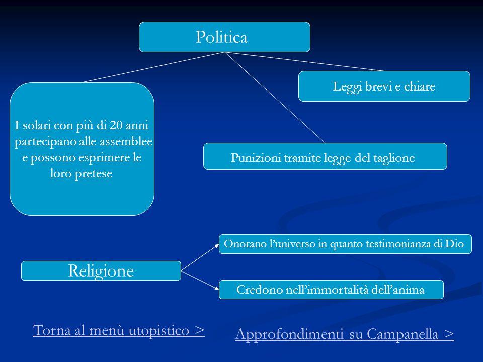Moro e la politica L Utopìa è un libro di Tommaso Moro, pubblicato in latino aulico nel 1516, in cui è descritto il viaggio immaginario di Raffaele Itlodeo in una fittizia isola-regno, abitata da una società ideale.