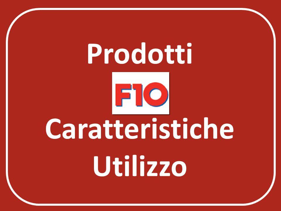 F10 Gel per Mani Agente antisettico senz acqua.