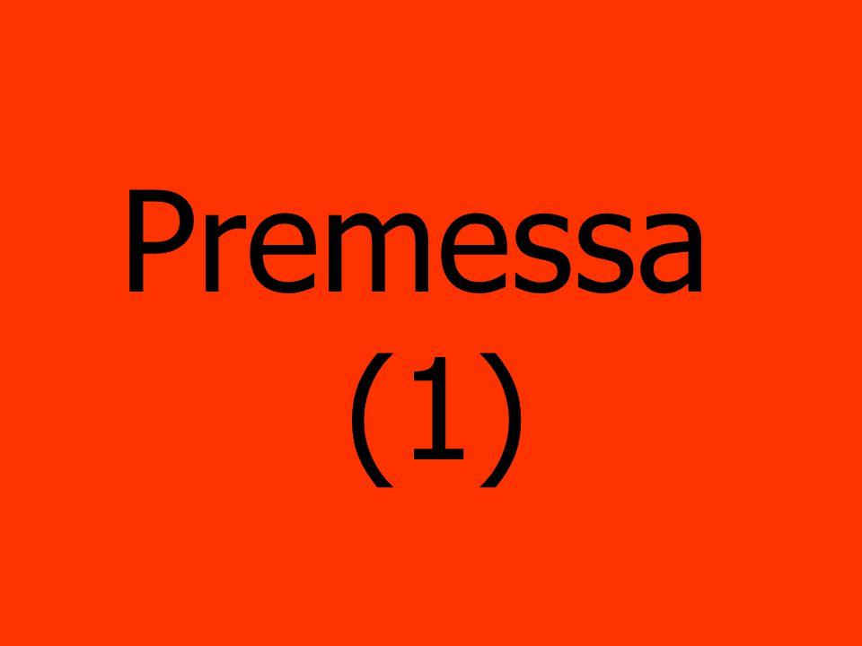Premessa (1)