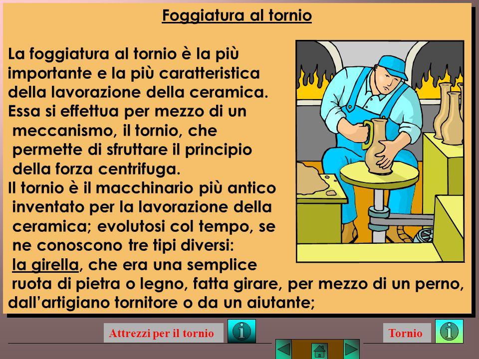 Lucio TROISE Foggiatura con stampi La foggiatura con stampi è a metà tra la tecnica del colaggio e la tecnica a lastre, in quanto consiste nel far ade