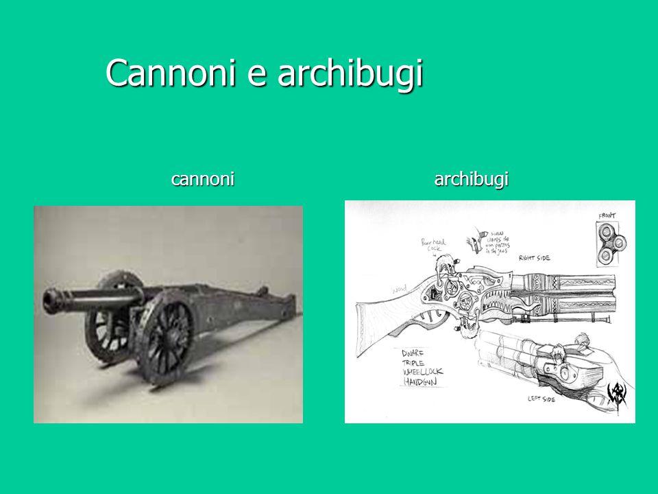 Cannoni e archibugi cannoniarchibugi