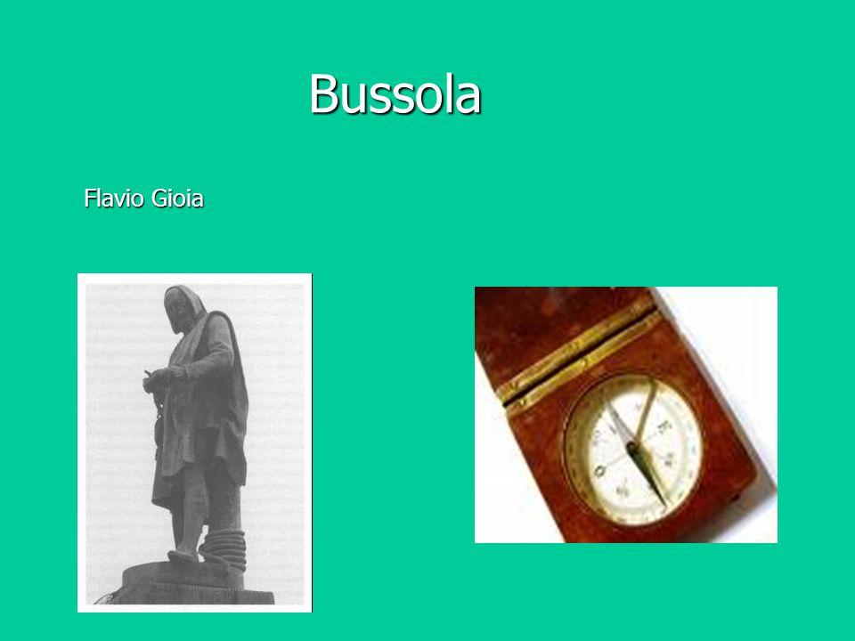 Bussola Flavio Gioia