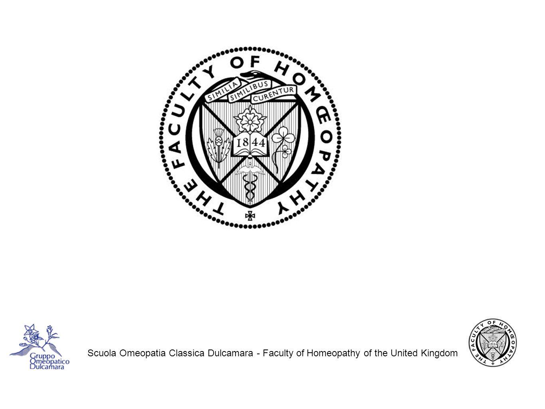 Scuola Omeopatia Classica Dulcamara - Faculty of Homeopathy of the United Kingdom