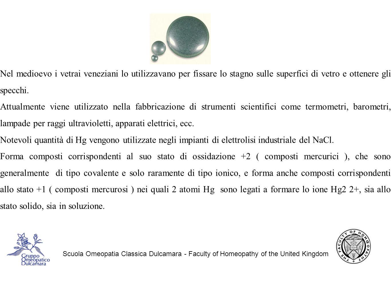 Scuola Omeopatia Classica Dulcamara - Faculty of Homeopathy of the United Kingdom ALIMENTI Desideri: Sale [1).