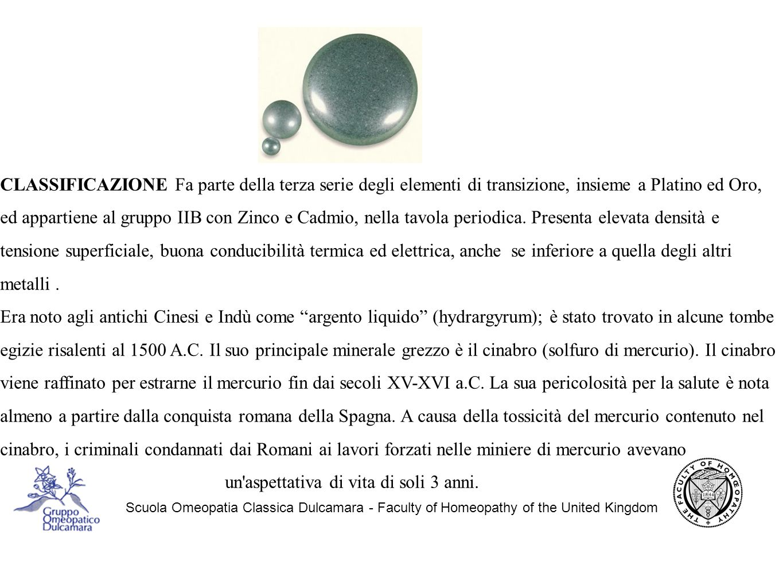 Scuola Omeopatia Classica Dulcamara - Faculty of Homeopathy of the United Kingdom CARATTERISTICHE GENERALI DEL RIMEDIO Tipo costituzionale: maschio, capelli scuri, in sovrappeso.