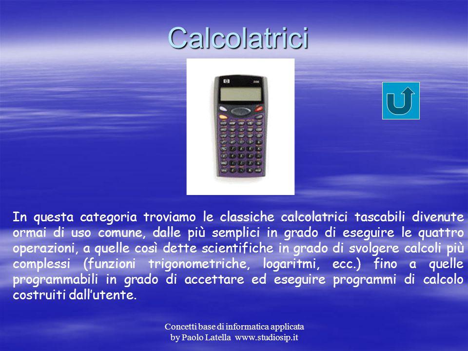 Concetti base di informatica applicata by Paolo Latella www.studiosip.it Deframmentazione Disco deframmentato