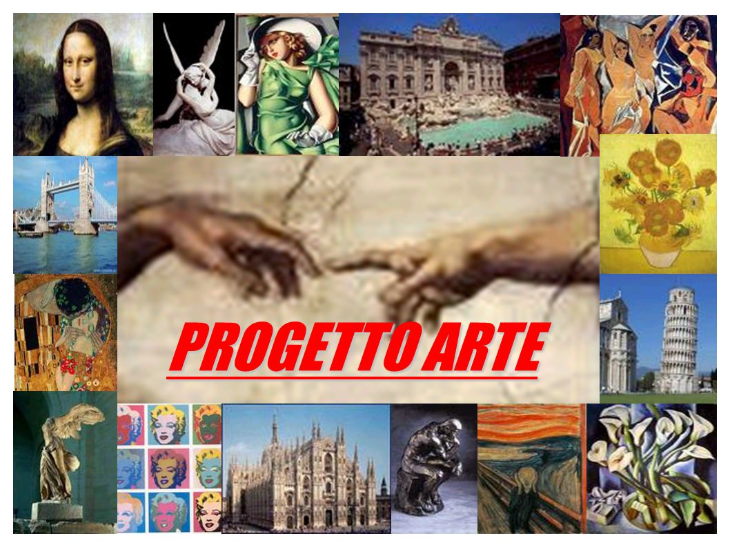 PROGETTO ARTE