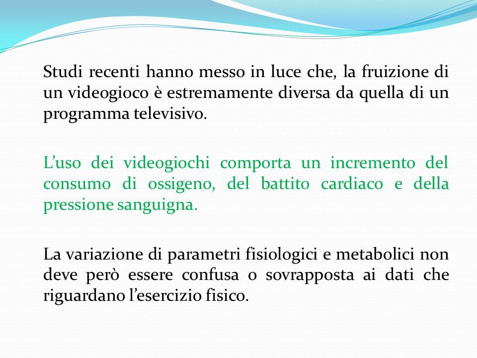 b) alla base della relazione fra videogame e obesità esiste l'insorgenza di una pulsione legata al consumo smodato di cibo, senza che ve ne sia effettivo bisogno fisiologico.