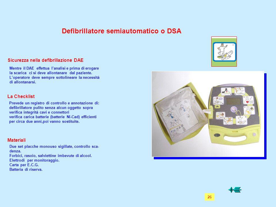 Sicurezza nella defibrillazione DAE Mentre il DAE effettua l'analisi e prima di erogare la scarica ci si deve allontanare dal paziente. L'operatore de