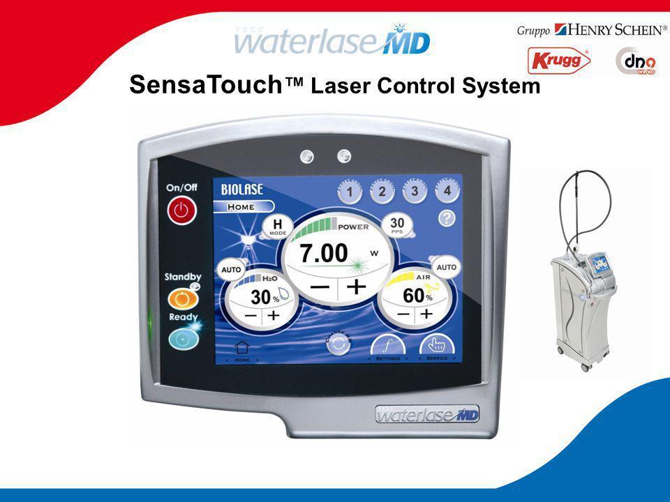 SensaTouch ™ Laser Control System