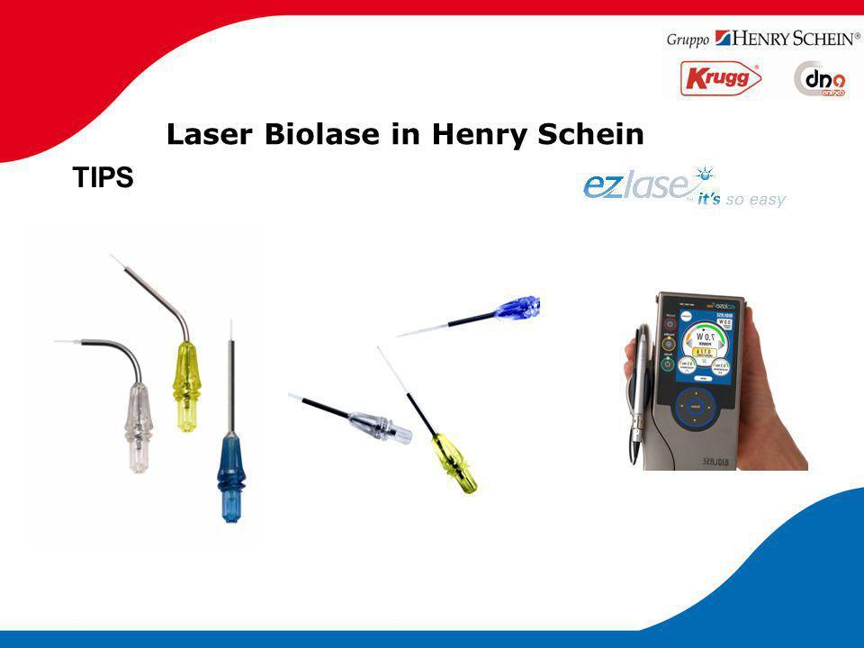 Laser Biolase in Henry Schein TIPS